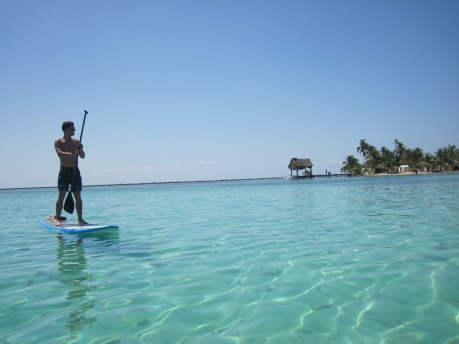 Isla Marisol, Belize